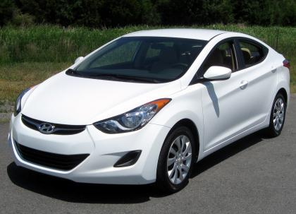 Hyundai Elantra GLS car locksmith