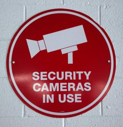 Security cameras for offices
