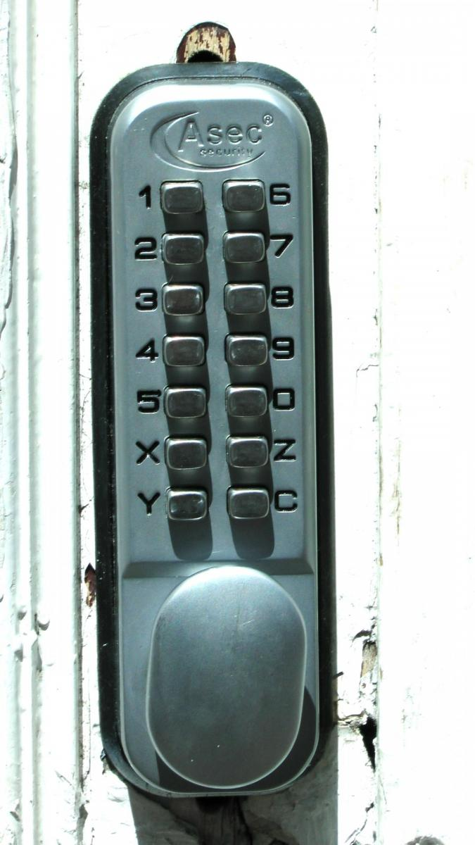 door lock re-code