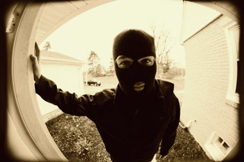 home security systems prevent burglary