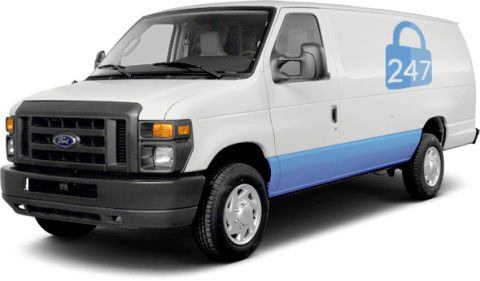 Locksmith Locator Van